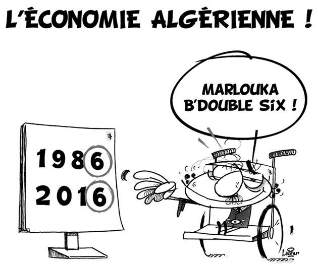 L'économie algérienne