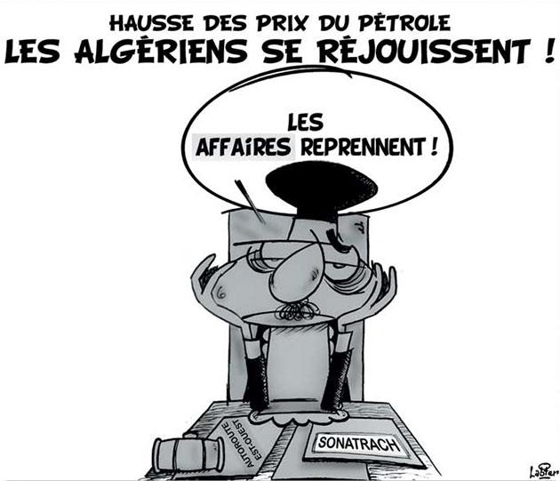 Hausse des prix du pétrole: Les Algériens se réjouissent