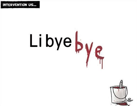 Intervention us en Libye