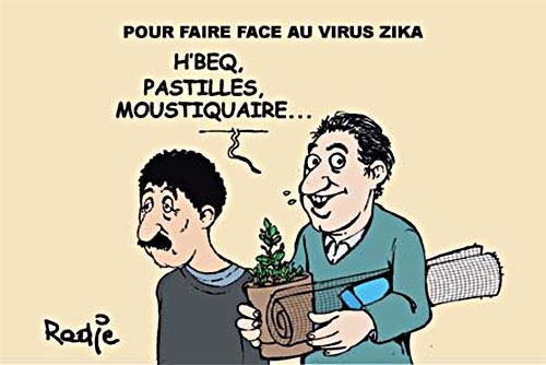 Pour faire face au virus zika