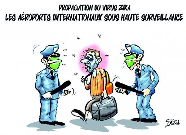 Propagation du virus zika: Les aéroports internationaux sous haute surveillance