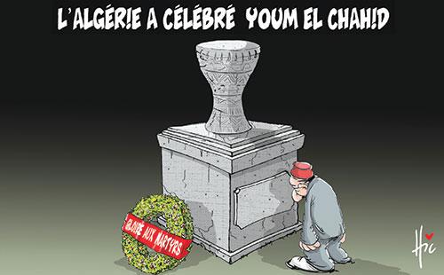 L'Algérie a célébré youm el chahid