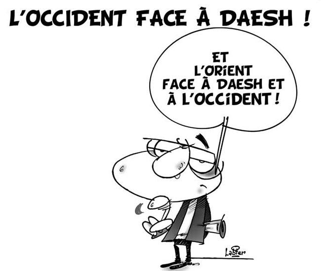 L'occident face à daesh