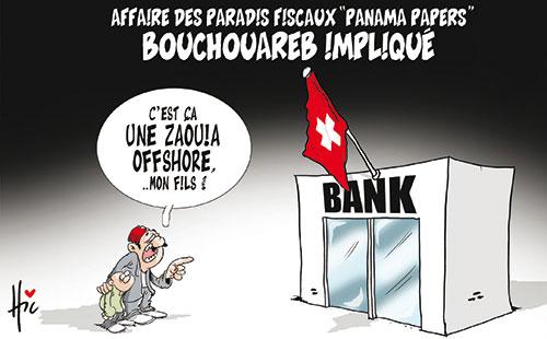 Affaire des paradis fiscaux Panama papers: Bouchareb impliqué