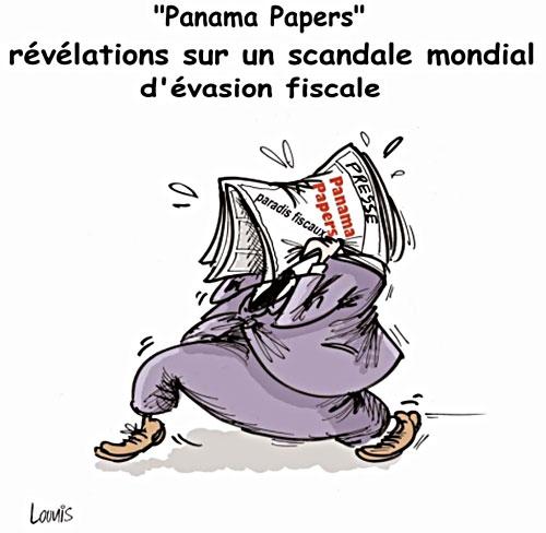 Panama papers: Révélation sur un scandale mondial d'évasion fiscale