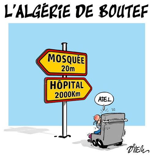 L'Algérie de Boutef