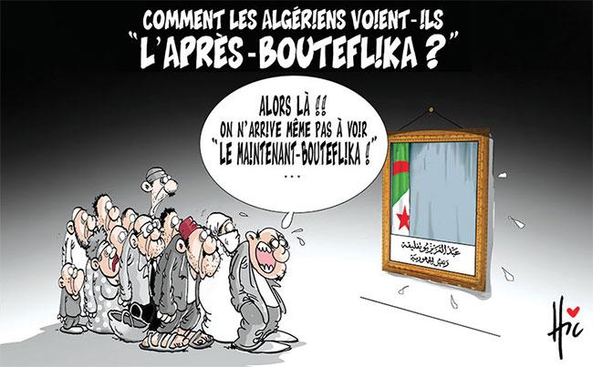 Comment les algériens voient-ils l'après-Bouteflika
