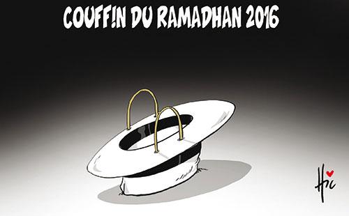 Couffin du ramadhan 2016