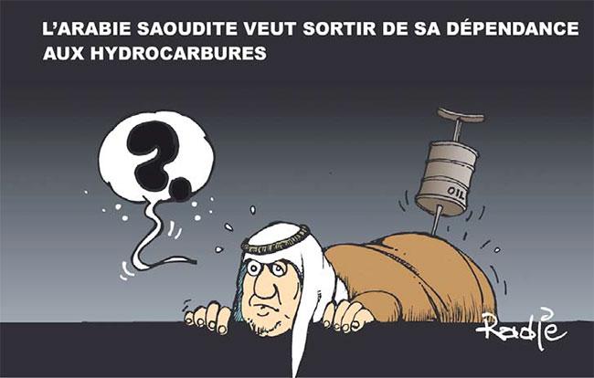L'Arabie Saoudite veut sortir de sa dépendance aux hydrocarbures