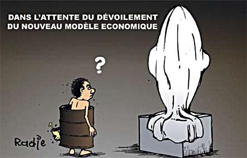 Dans l'attente du dévoilement du nouveau modèle économique