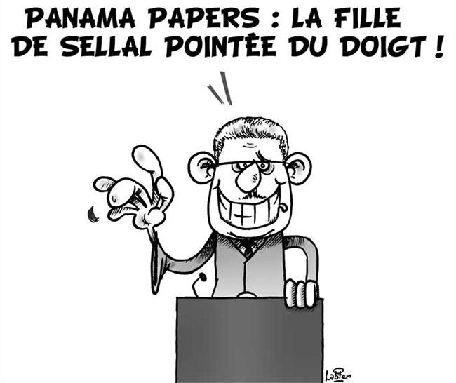 Panama papers: La fille de Sellal pointée du doigt