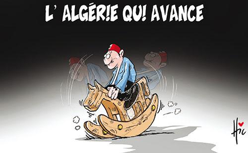 L'Algérie qui avance