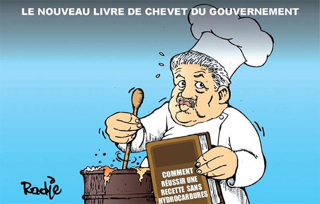 Le nouveau livre de Chevet du gouvernement