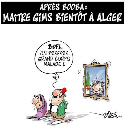 Après Booba: Maitre Gims bientôt à Alger