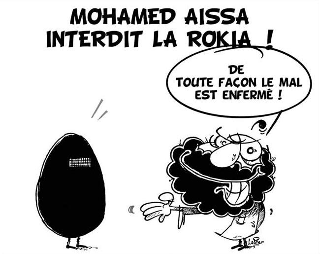 Mohamed Aissa interdit la rokia