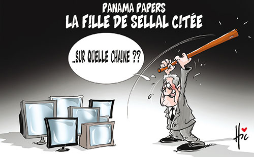 Panama papers: La fille de Sellal citée