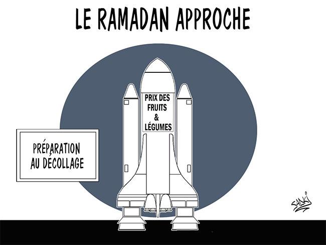 Le ramadan approche