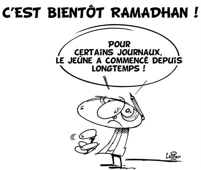 C'est bientôt ramadhan