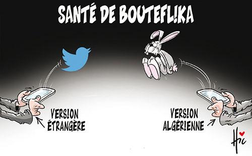 Santé de Bouteflika