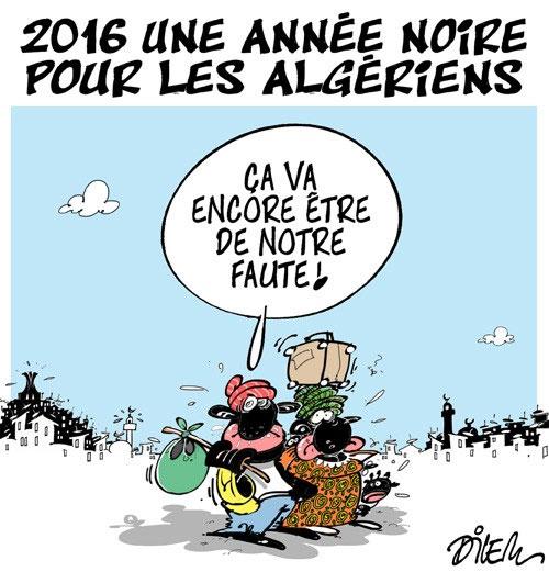 2016 une année noire pour les algériens