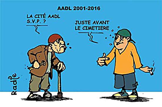 AADL 2001-2016