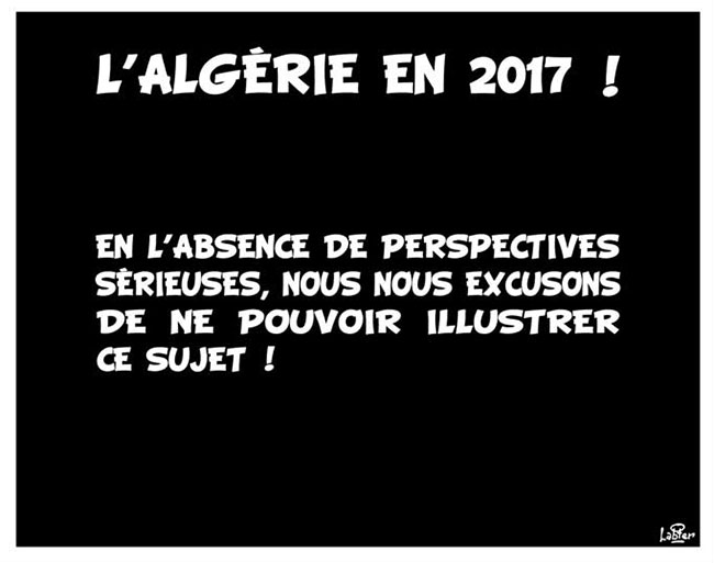 L'Algérie en 2017