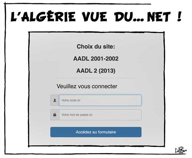 L'Algérie vue du net