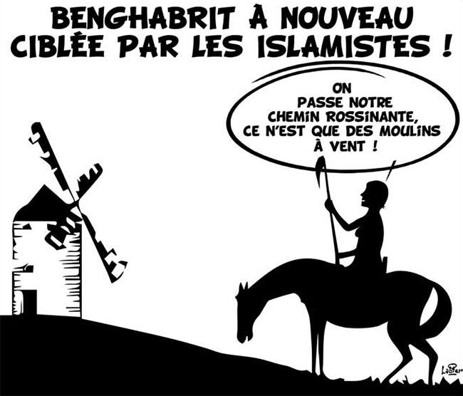 Benghebrit à nouveau ciblée par les islamistes