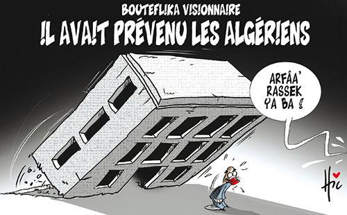 Bouteflika visionnaire: Il avait prévenu les algériens