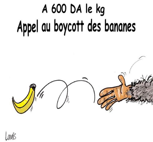 A 600 da le kg: Appel au boycott des bananes
