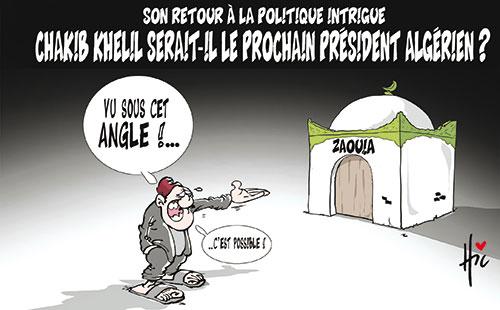 Son retour à la politique intrigue: Chakib Khelil serait-il le prochain président algérien ?