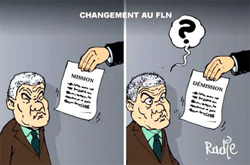 Changement au fln