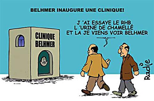 Belahmer inaugure une clinique