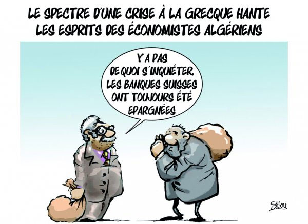 Le spectre d'une crise à la grecque hante les esprits des économistes algériens