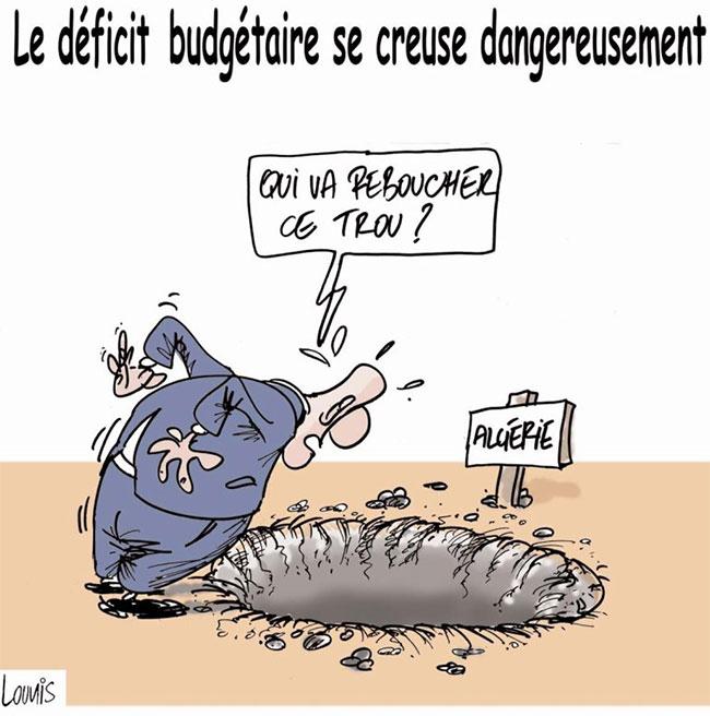 Le déficit budgétaire se creuse dangereusement