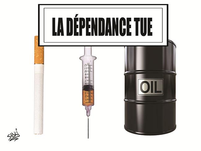 La dépendance tue