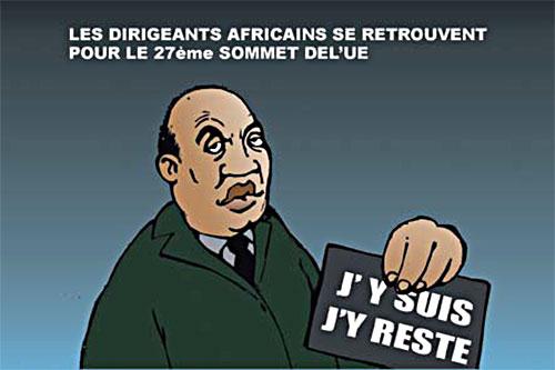 Les dirigeants africains se retrouvent pour le 27ème sommet de l'ue