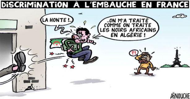 Discrimination à l'embauche en France