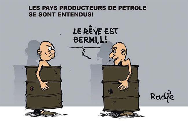 Les pays producteurs de pétrole se sont entendus