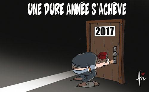 Une dure année s'achève