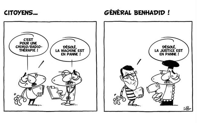 Citoyens, général Benhadid