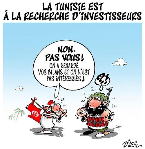La Tunisie est à la recherche d'investisseurs