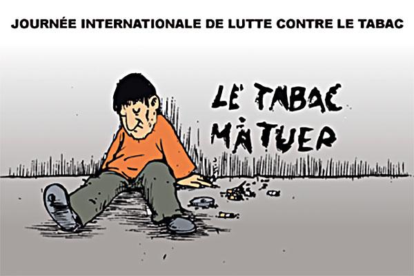 Journée internationale de lutte contre le tabac