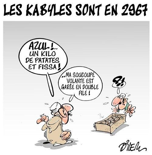 Les Kabyles sont en 2967