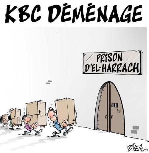 KBC Déménage