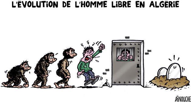 L'évolution de l'homme libre en Algérie