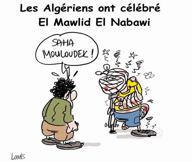 Les Algériens ont célébré el mawlid el nabawi