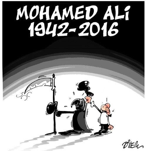 Mohamed Ali 1942-2016