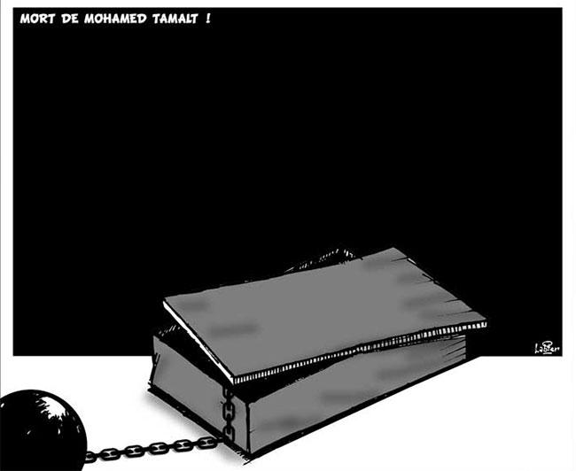Mort de Mohamed Tamalt