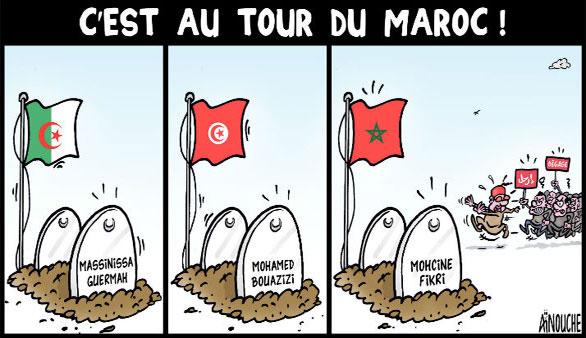 C'est au tour du Maroc